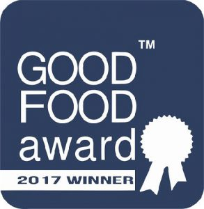 Good Food Award Logo