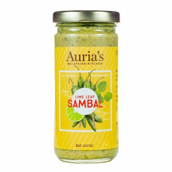 Auria's Lime Leaf Sambal