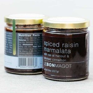 Spiced Raisin